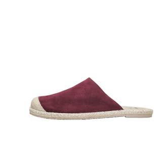 Mule Lapa Shoes Camurça Alencastro