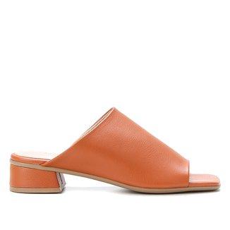 Mule Shoestock Basic Salto Baixo
