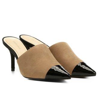 Mule Shoestock Bico Fino