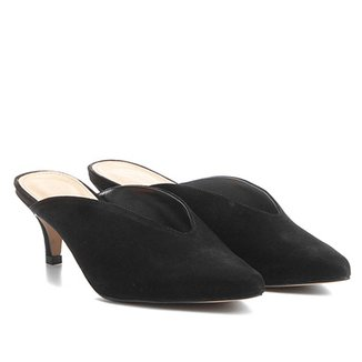 Mule Shoestock High Vamp