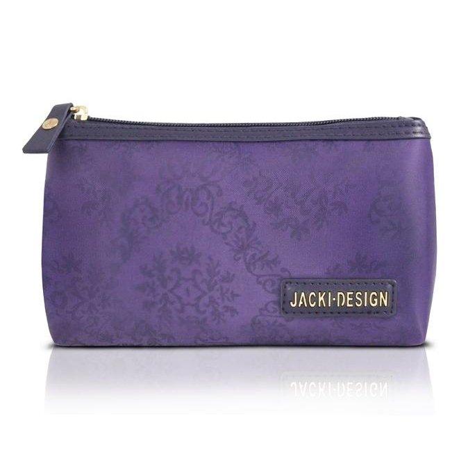 Jacki Necessaire Bolsa De Bolsa Necessaire Design Roxo De Jacki Design Roxo Necessaire qga5twHn
