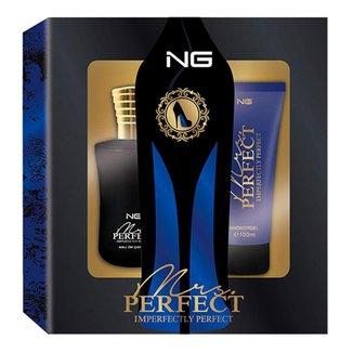 NG Parfums Mrs. Perfect Kit - EDP 100ml + Shower Gel 100ml Kit