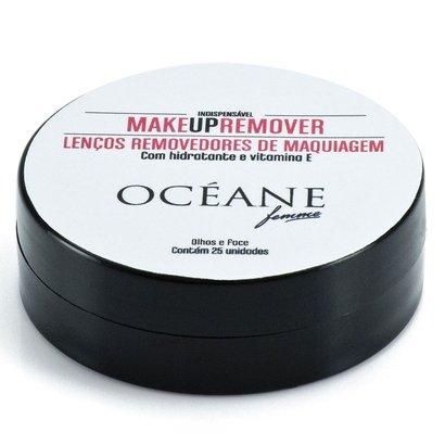 Océane Femme Lenço Removedor Maquiagem c/ 25 Unidades