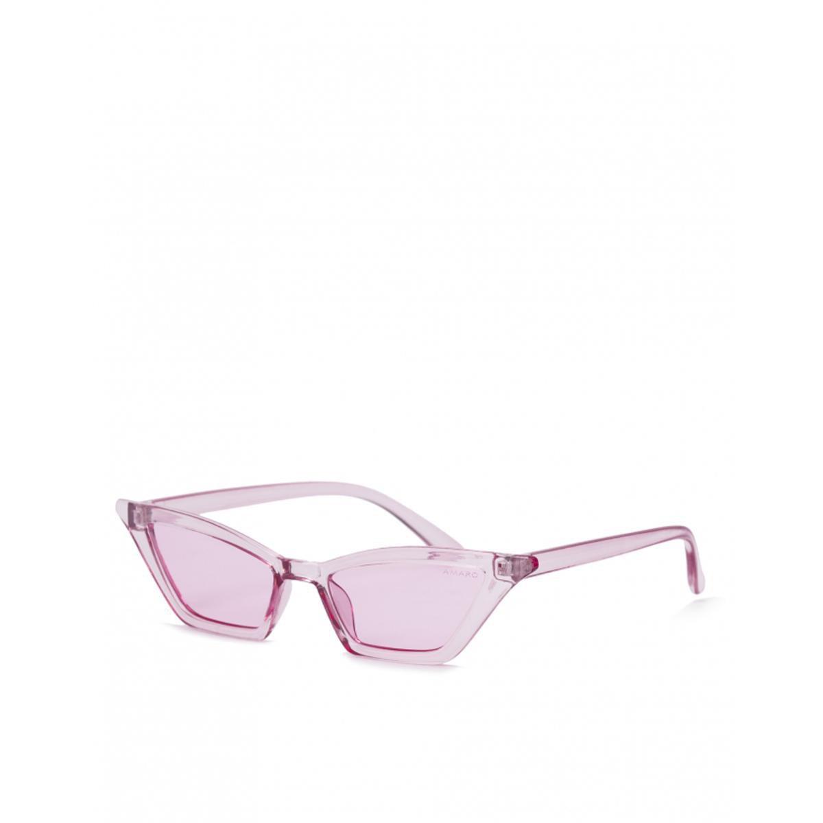 10285a482067b Óculos Amaro De Sol Cat Eye Geometric Feminino - Compre Agora   Zattini