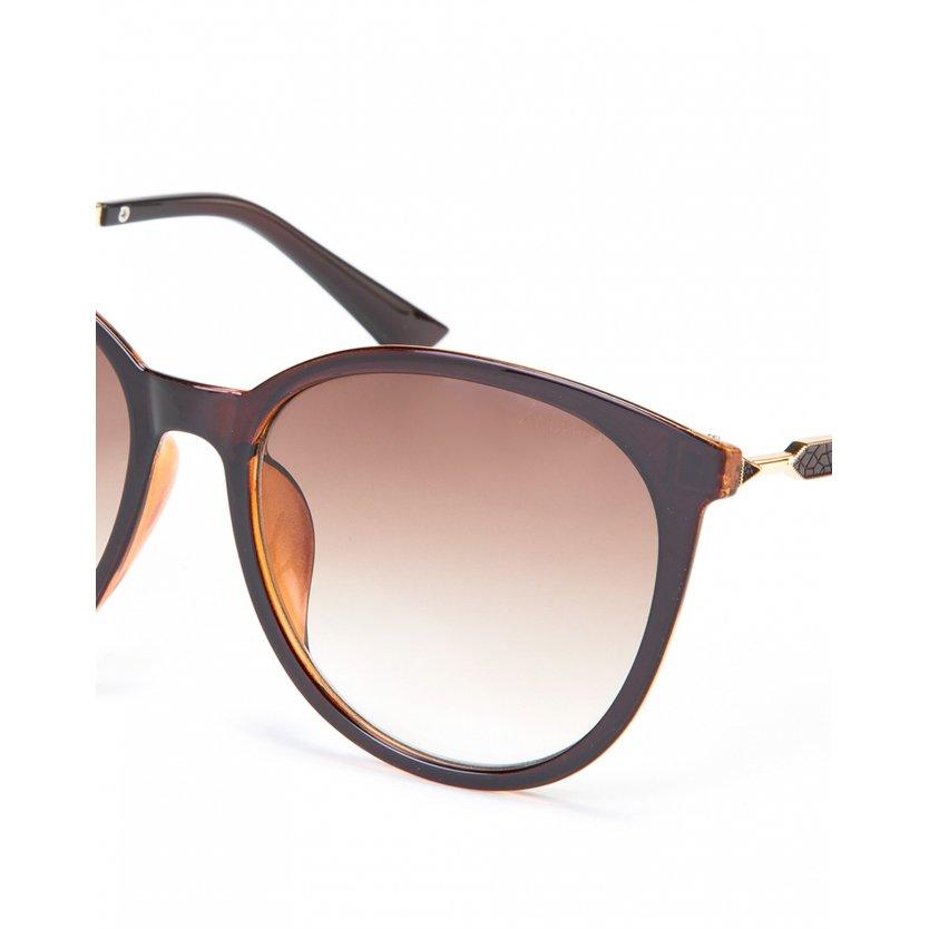 ff19470e5848b Óculos Amaro De Sol D-Frame Detail Feminino - Compre Agora   Zattini