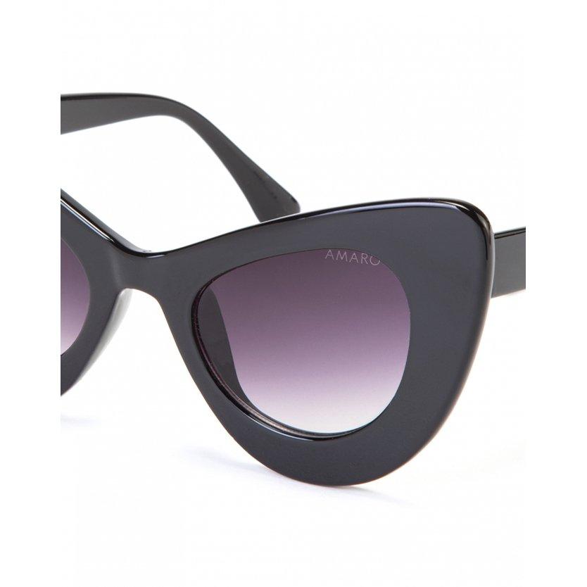 Óculos Amaro De Sol Gatinho 70 s Maxi Feminino - Compre Agora   Zattini 189d017891
