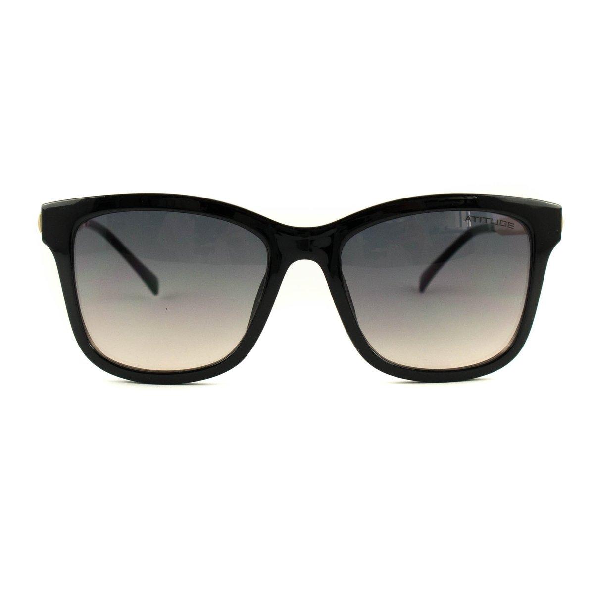 Óculos Atitude - AT5280 T01 - Preto - Compre Agora   Zattini e717a1c34e