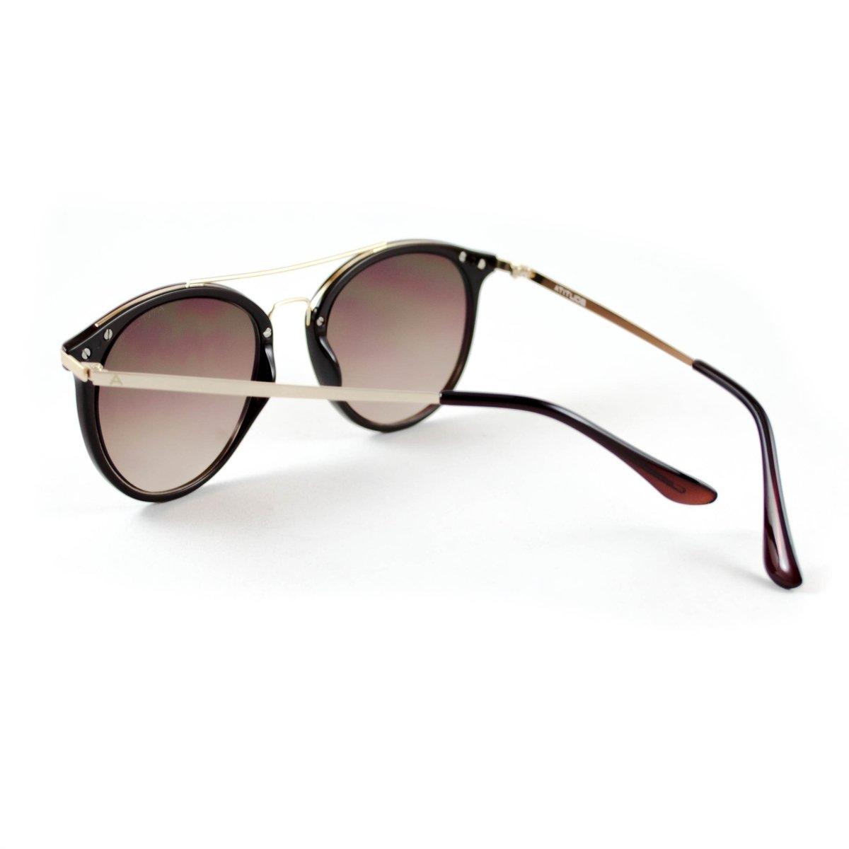 Óculos Atitude - AT5345 T01 - Compre Agora   Zattini c46efb6ee1