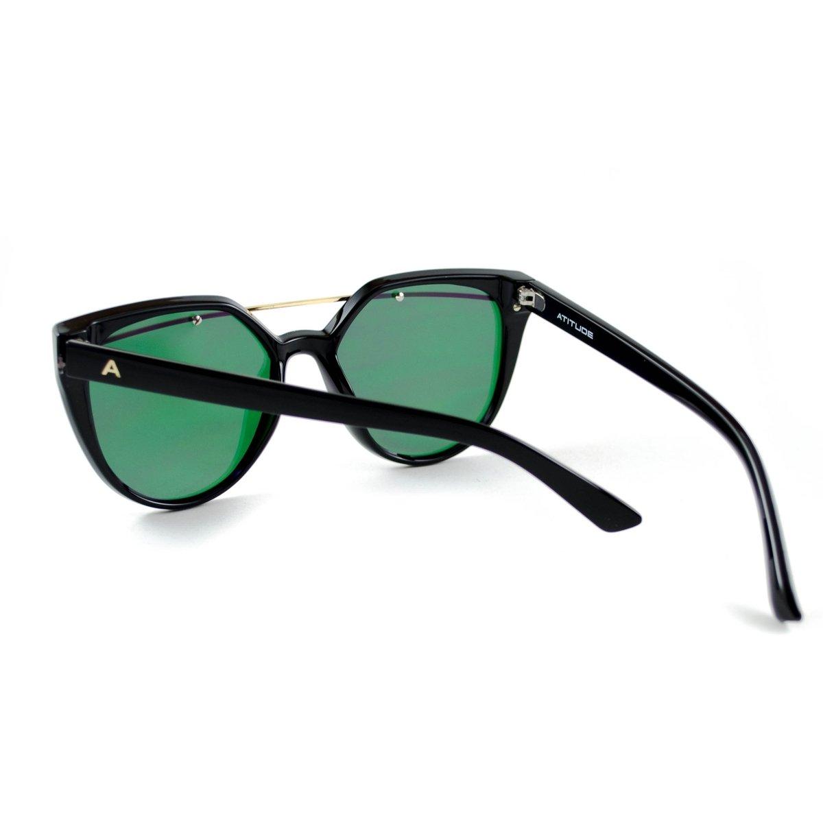 Óculos Atitude - AT5346 A02 - Preto