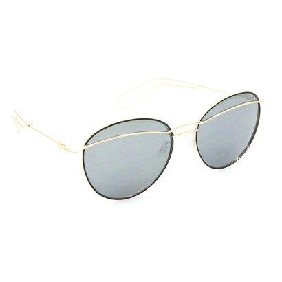 Óculos Bijoulux de Sol com Lente Espelhada