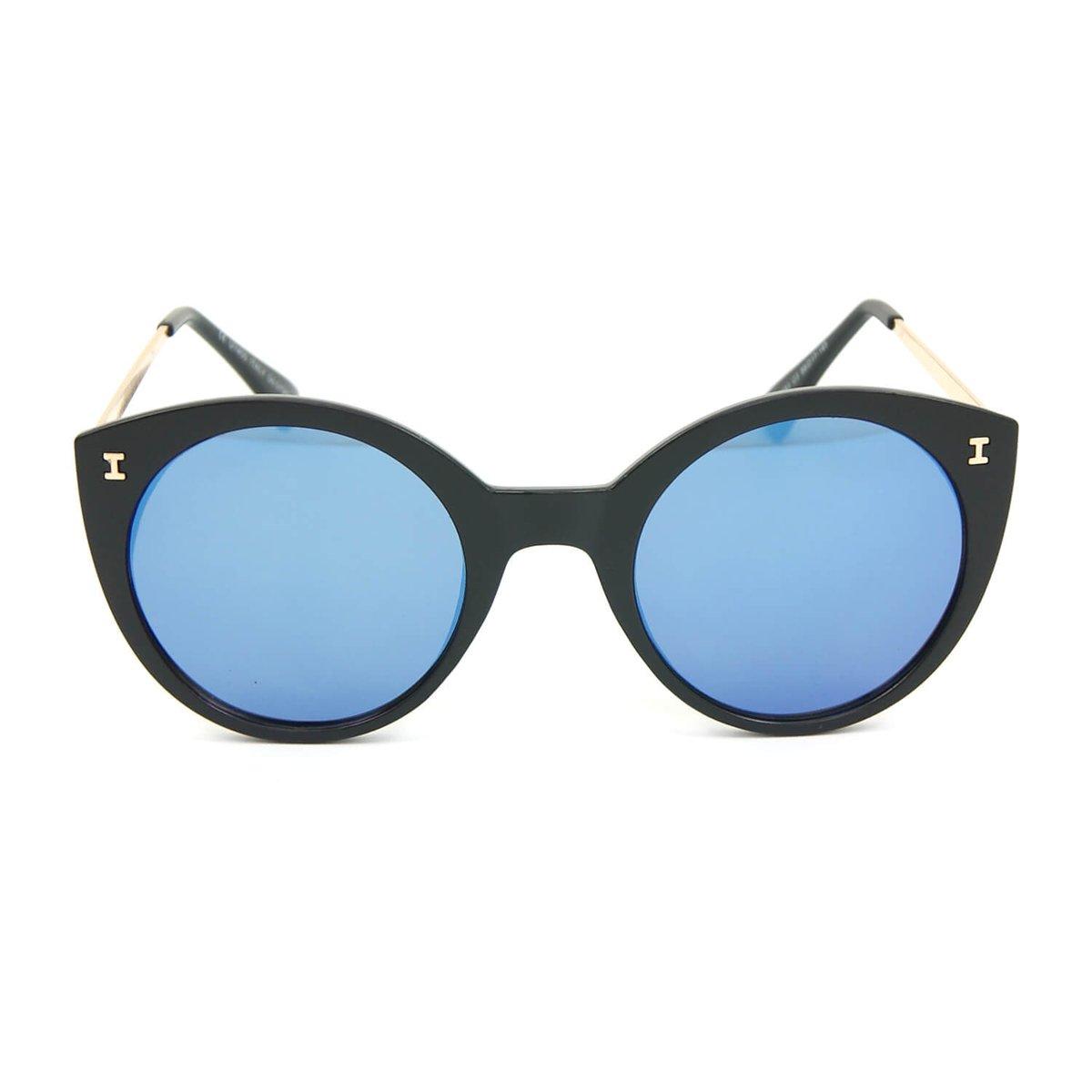 02a571f80 Óculos Bijoulux de Sol Espelhado Gatinha - Compre Agora | Zattini
