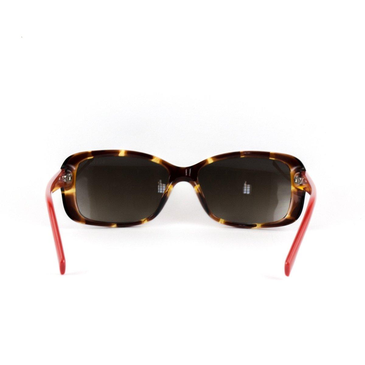 ... Óculos Bulget De Sol. Óculos Bulget De Sol - Marrom+Vermelho 5423a9564d