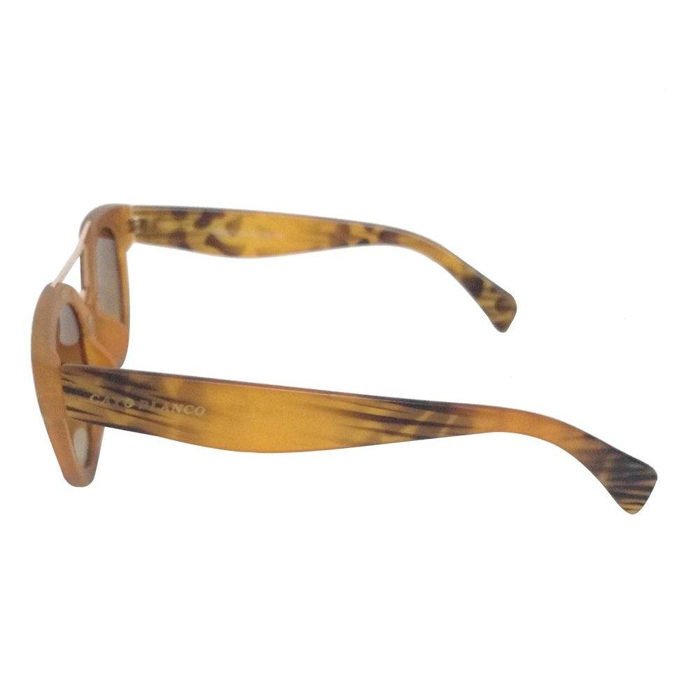 Óculos Cayo Blanco Modelo Redondo Retrô - Compre Agora   Zattini 7e58165013