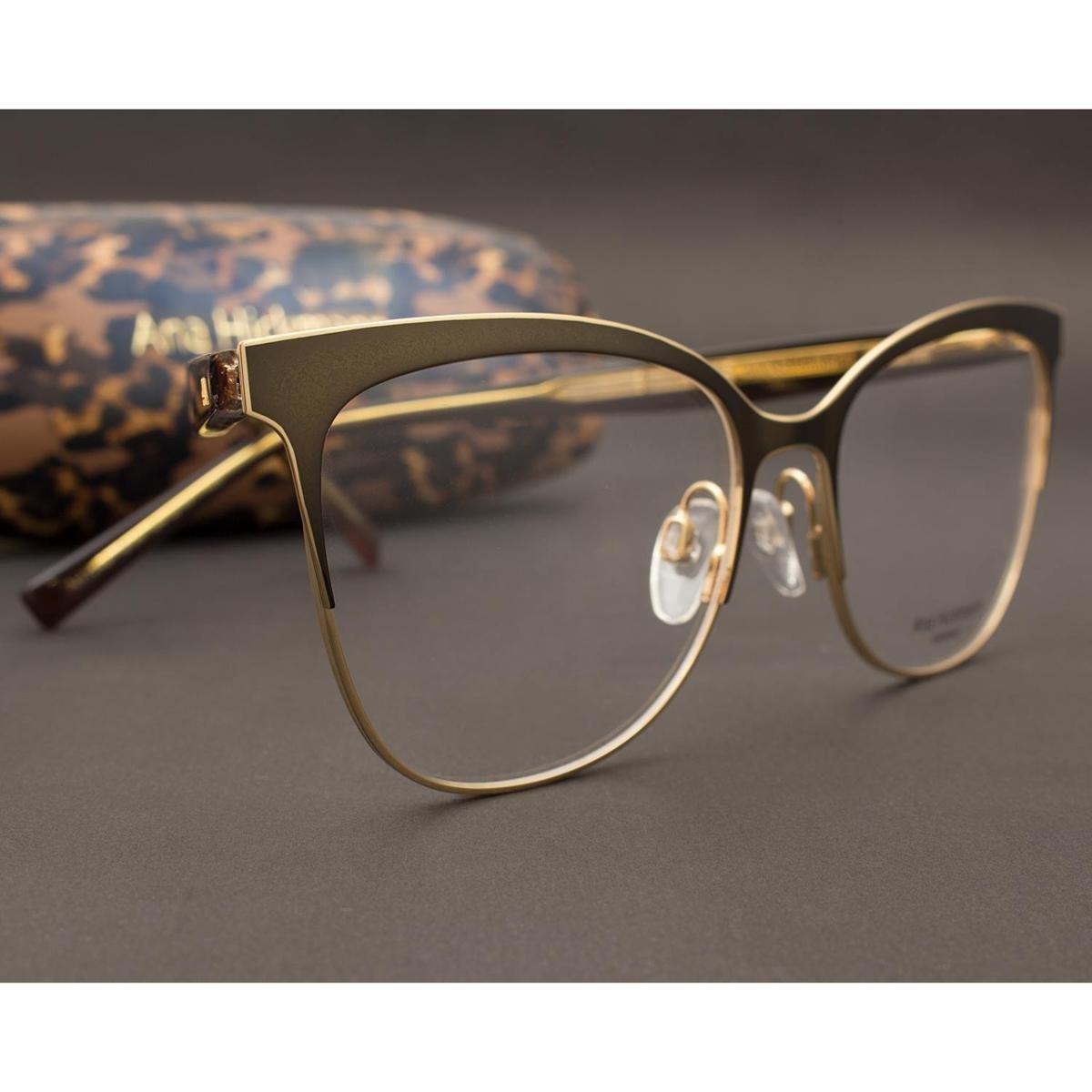 Armação Oculos Grau Ana Hickmann London I Night Titanio