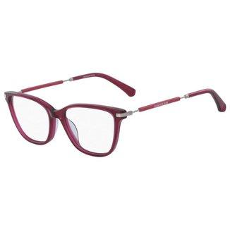 Óculos de Grau Calvin Klein Jeans CKJ18703 644/53 - Vermelho