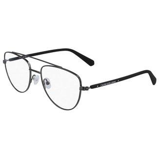Óculos de Grau Calvin Klein Jeans CKJ19308 008/53 - Preto