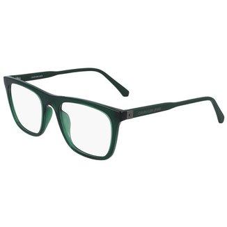 Óculos de Grau Calvin Klein Jeans CKJ19524 304/53 - Verde