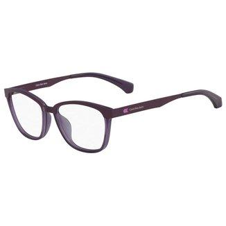 Óculos de Grau Calvin Klein Jeans CKJ502 506/52 - Roxo