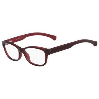 Óculos de Grau Calvin Klein Jeans CKJ792 611/52 - Vermelho