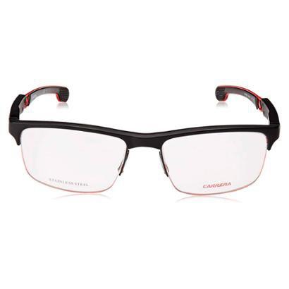 Óculos de Grau Carrera CA Masculino - Masculino - Preto - COD. G44 - 0149 - 006