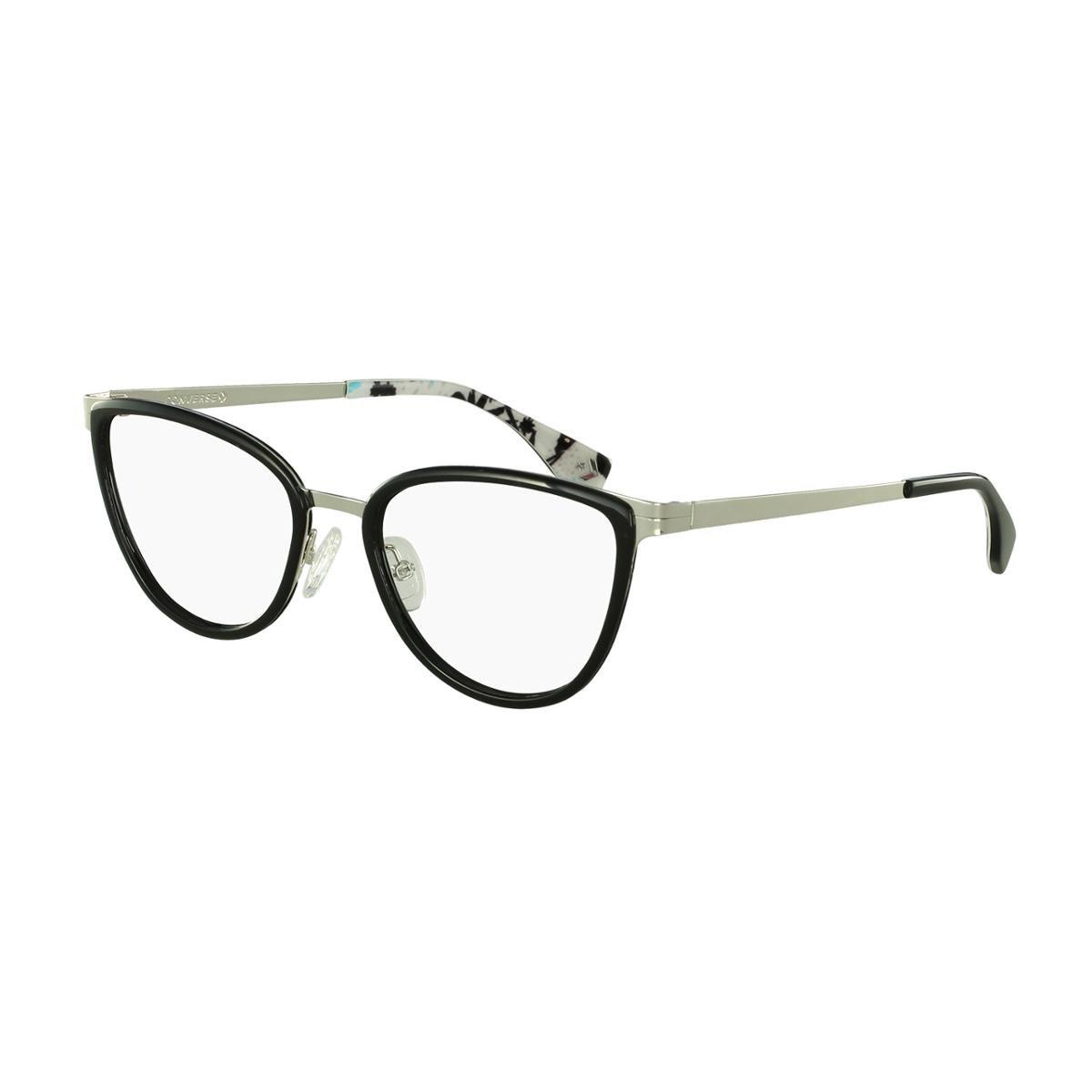 Óculos de Grau Converse Gatinho - Preto - Compre Agora   Zattini cb2999f347