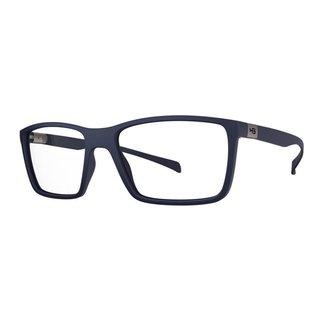Óculos de Grau HB 93136 - Preto / Prata
