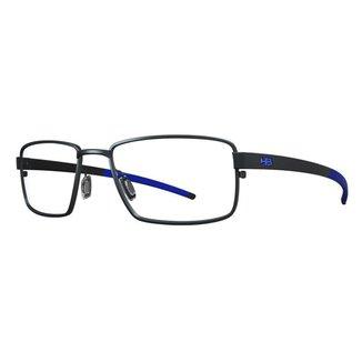 Óculos de Grau HB 93422 - Cinza / Azul