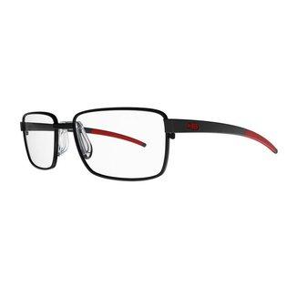 Óculos de Grau HB Duotech 0291 - Preto / Vermelho