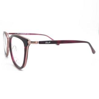 Óculos de Grau Lilica Ripilica VLR112 C04/48 Roxo
