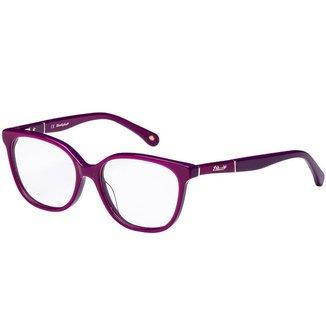 Óculos de Grau Lilica Ripilica VLR114C03/49 Roxo