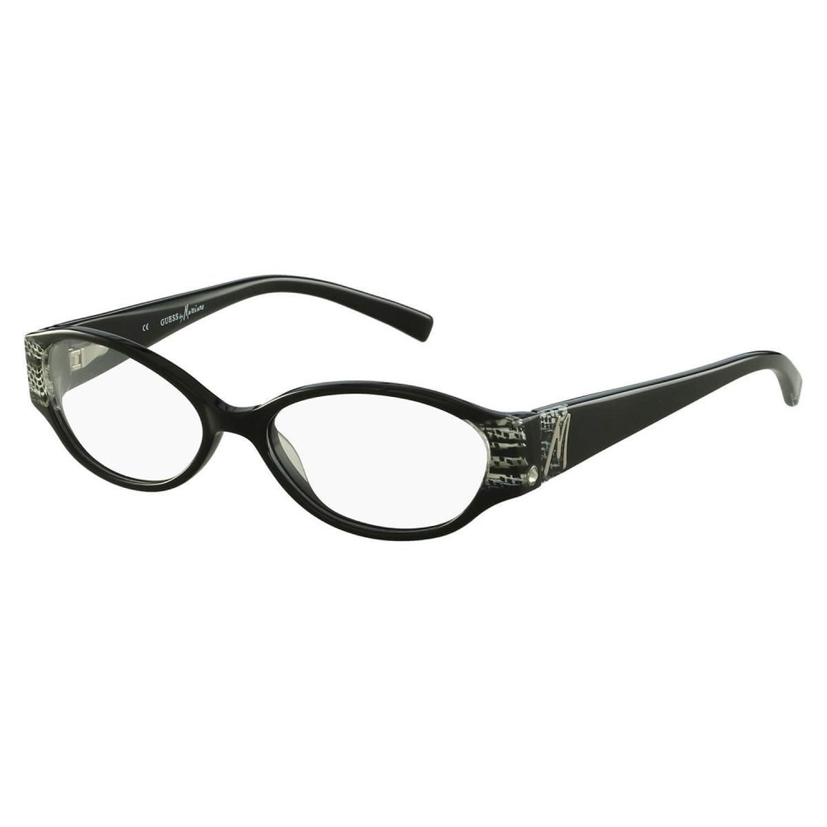 Óculos de Grau Marciano Guess Casual - Preto - Compre Agora   Zattini d284727756