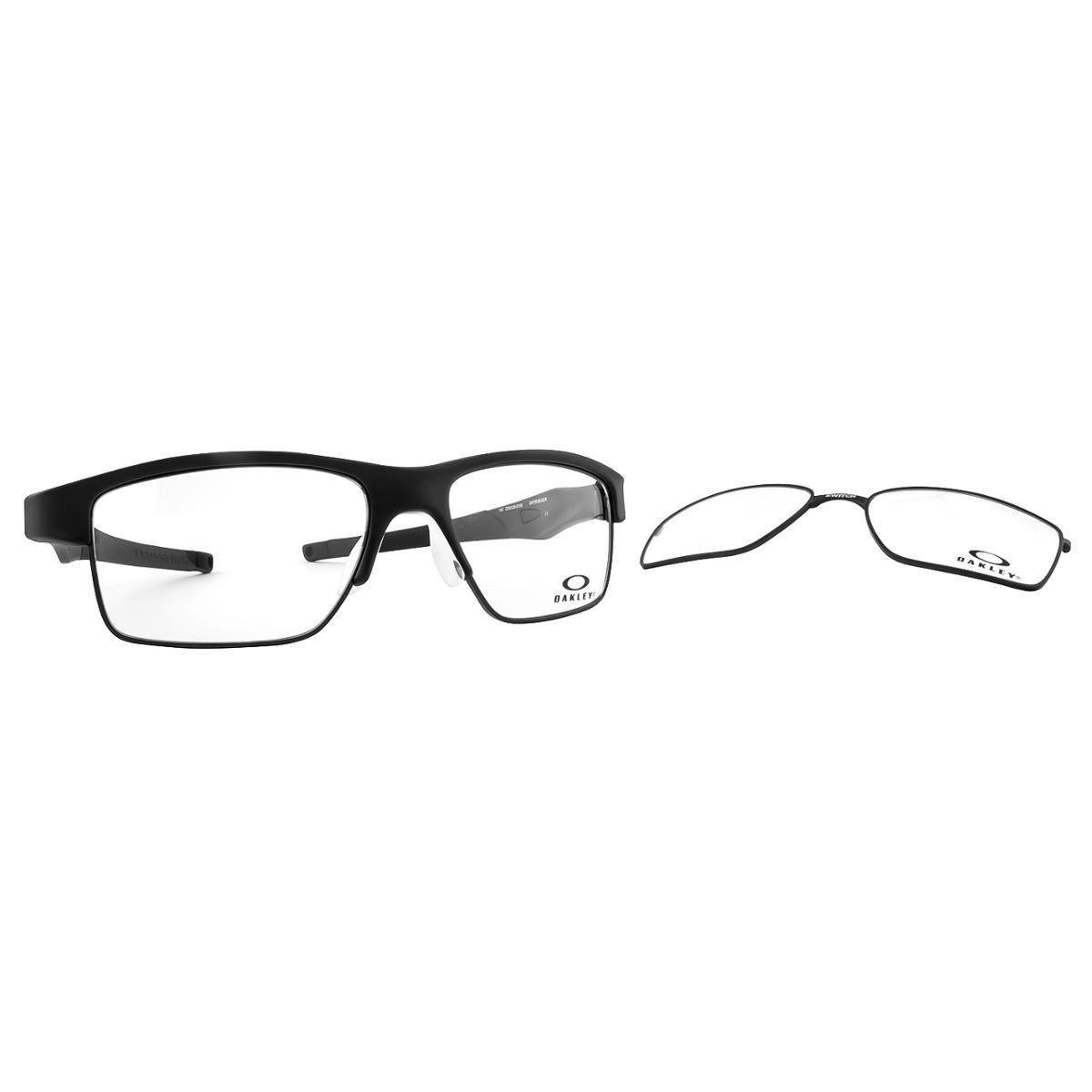 9c9a494e3a631 Óculos de Grau Oakley Crosslink Switch OX3128 01-55 Masculino ...