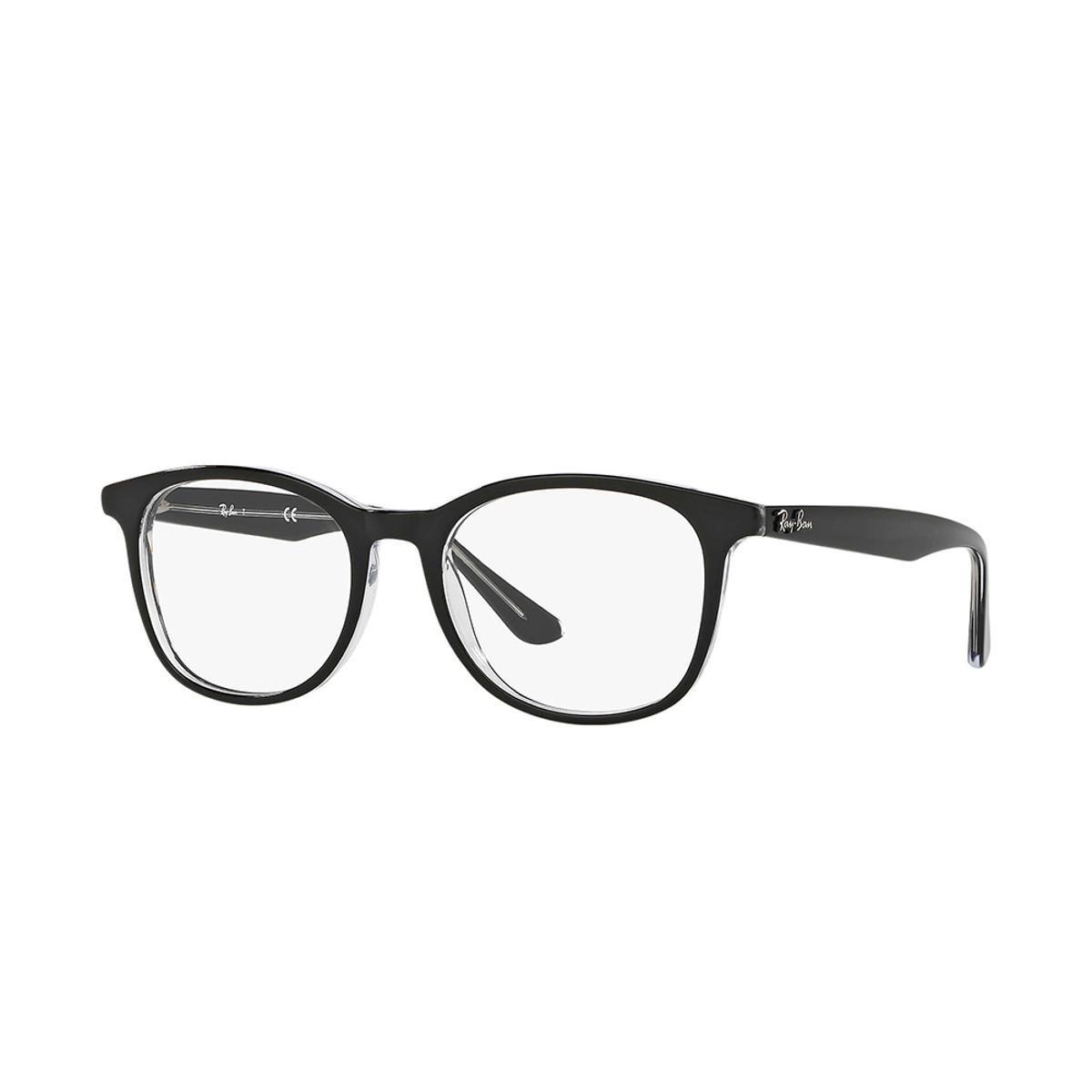 Óculos de Grau Ray-Ban Rb5356 Masculino - Preto - Compre Agora   Zattini e0072efcb5