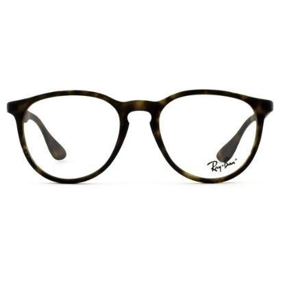 fe81b3b47 Óculos De Grau Ray Ban Rx Tartaruga Emborrachado Feminino-Feminino ...