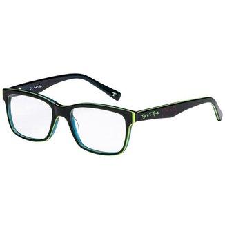 Óculos de Grau Tigor T. Tigre VTT090 C05/46 Verde