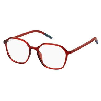 Óculos de Grau Tommy Hilfiger Jeans TJ 0010 -  51 - Vermelho