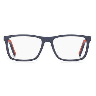 Óculos de Grau Tommy Hilfiger TH 1592/55 Azul Fosco