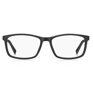 Óculos de Grau Tommy Hilfiger TH 1694/55 Preto Fosco