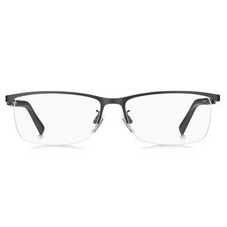 Óculos de Grau Tommy Hilfiger TH 1700/F/58 Preto/Cinza