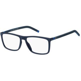 Óculos de Grau Tommy Hilfiger TH 1742 -  56 - Azul
