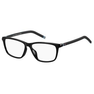 Óculos de Grau Tommy Hilfiger TH 1744/F -  55 - Preto