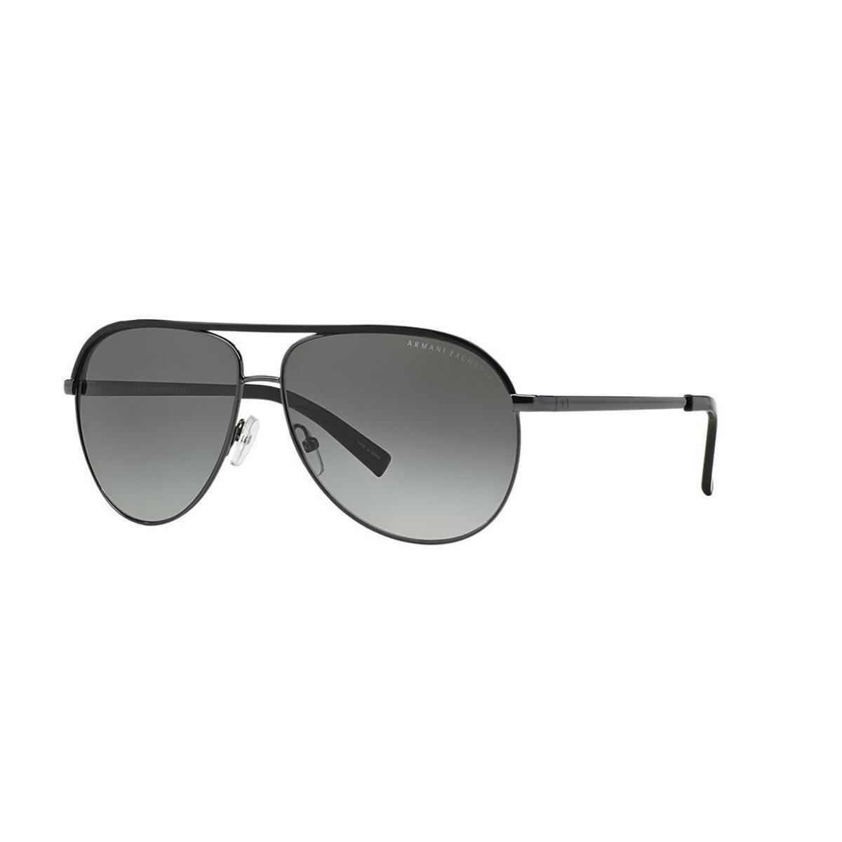 00a9c894bb1 Óculos de Sol Armani Exchange AX2002L - Preto - Compre Agora