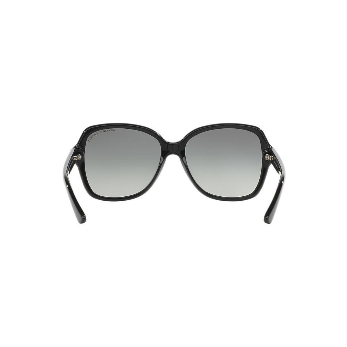 Óculos de Sol Armani Exchange Borboleta AX4029S Feminino - Compre ... a3a926a6ee