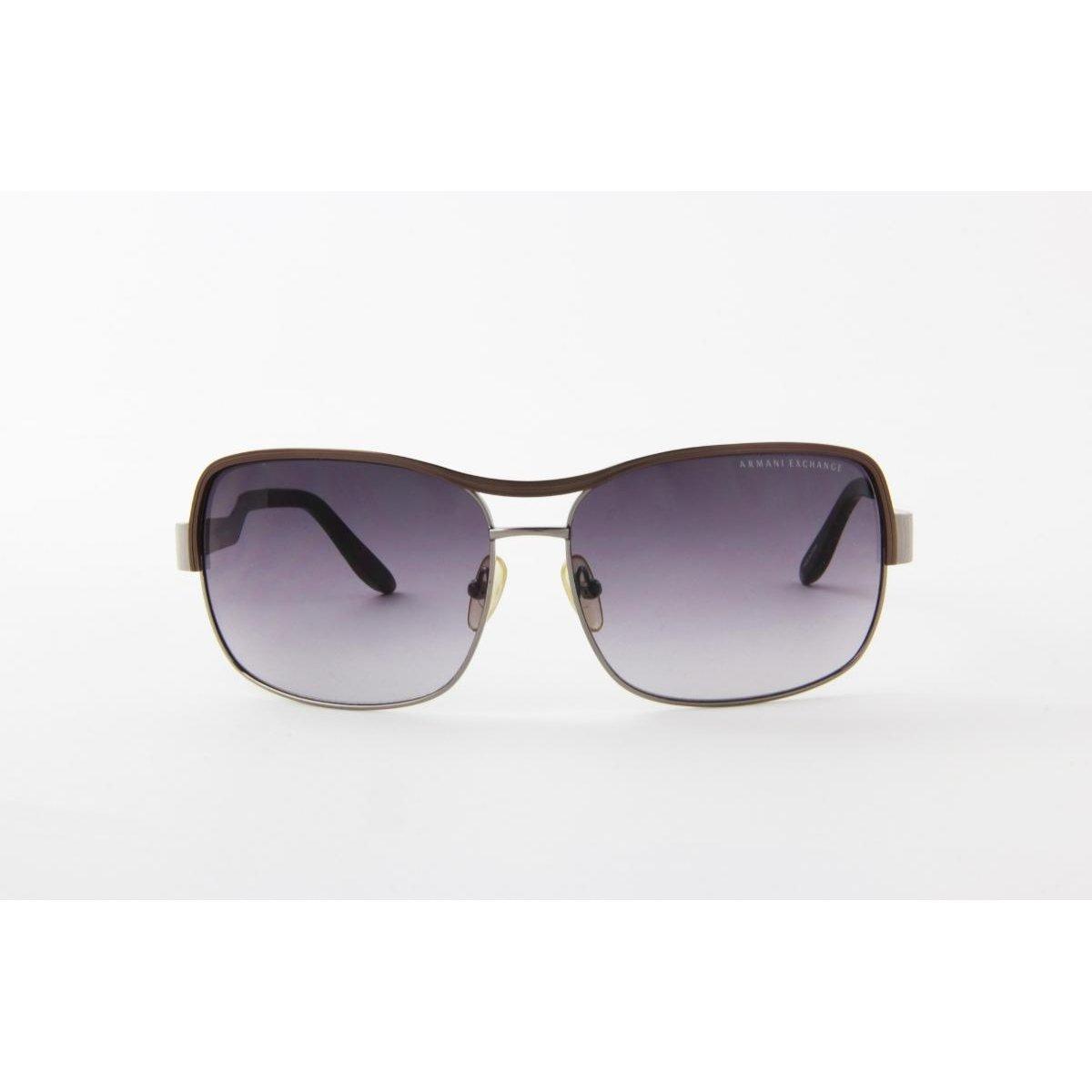 3bedc40355f Óculos de Sol Armani Exchange em Metal Lente Degradê - Compre Agora ...