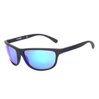 Óculos de Sol Arnette Com Lente Plástico Masculino - 0AN4246