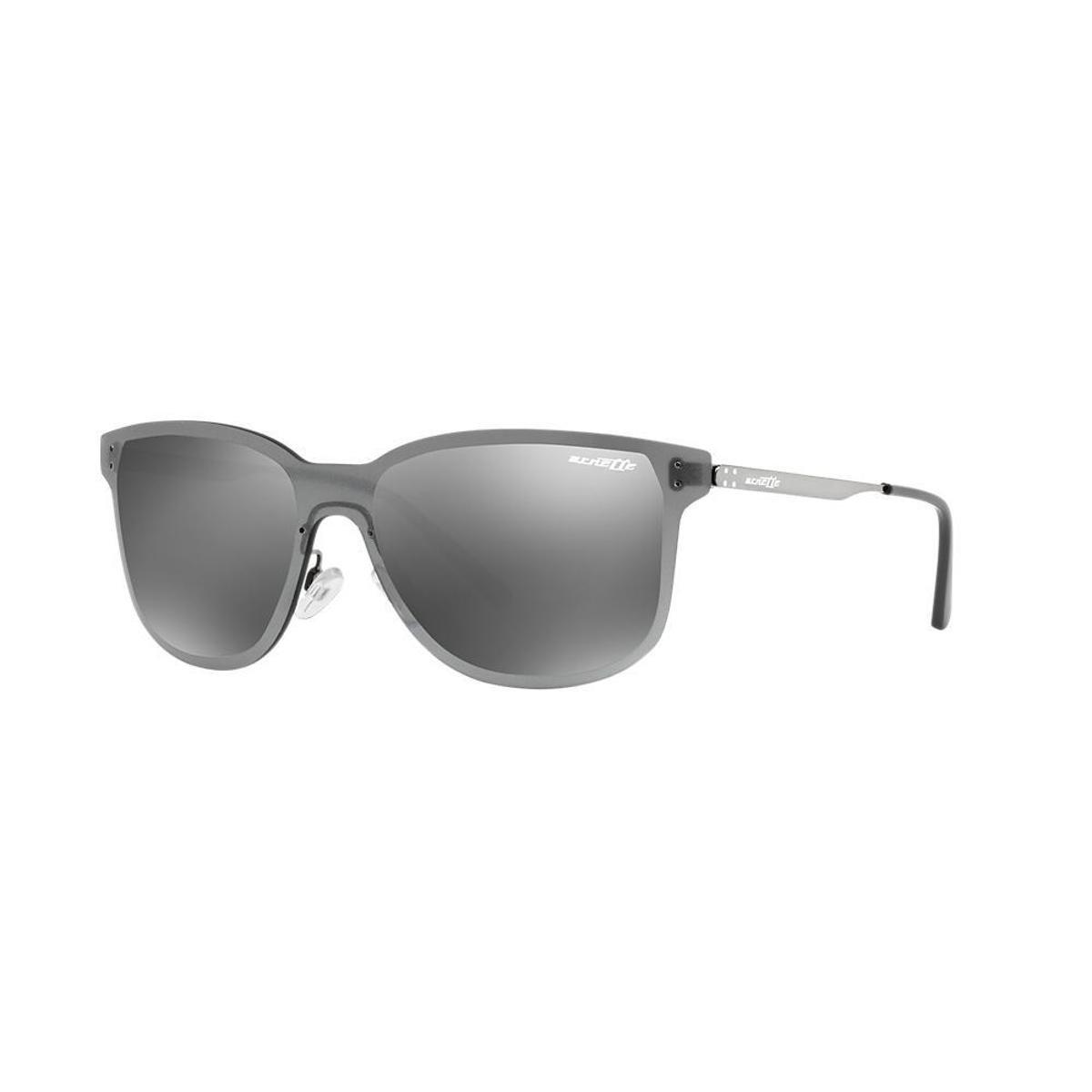 Óculos de Sol Arnette Retangular AN3074 Hundo- P2 Masculino - Chumbo ... 400215362d