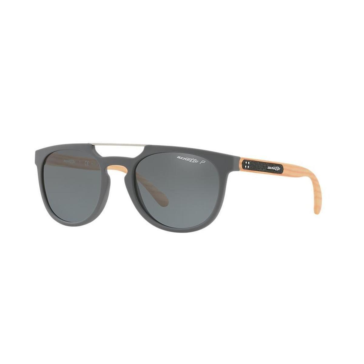 Óculos de Sol Arnette Retangular DG2164 Masculino - Cinza - Compre ... 9f7f18db09
