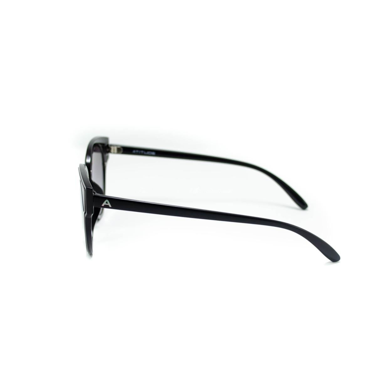 Óculos de Sol Atitude - AT5385 A01 - Preto - Compre Agora   Zattini aa94d27dca
