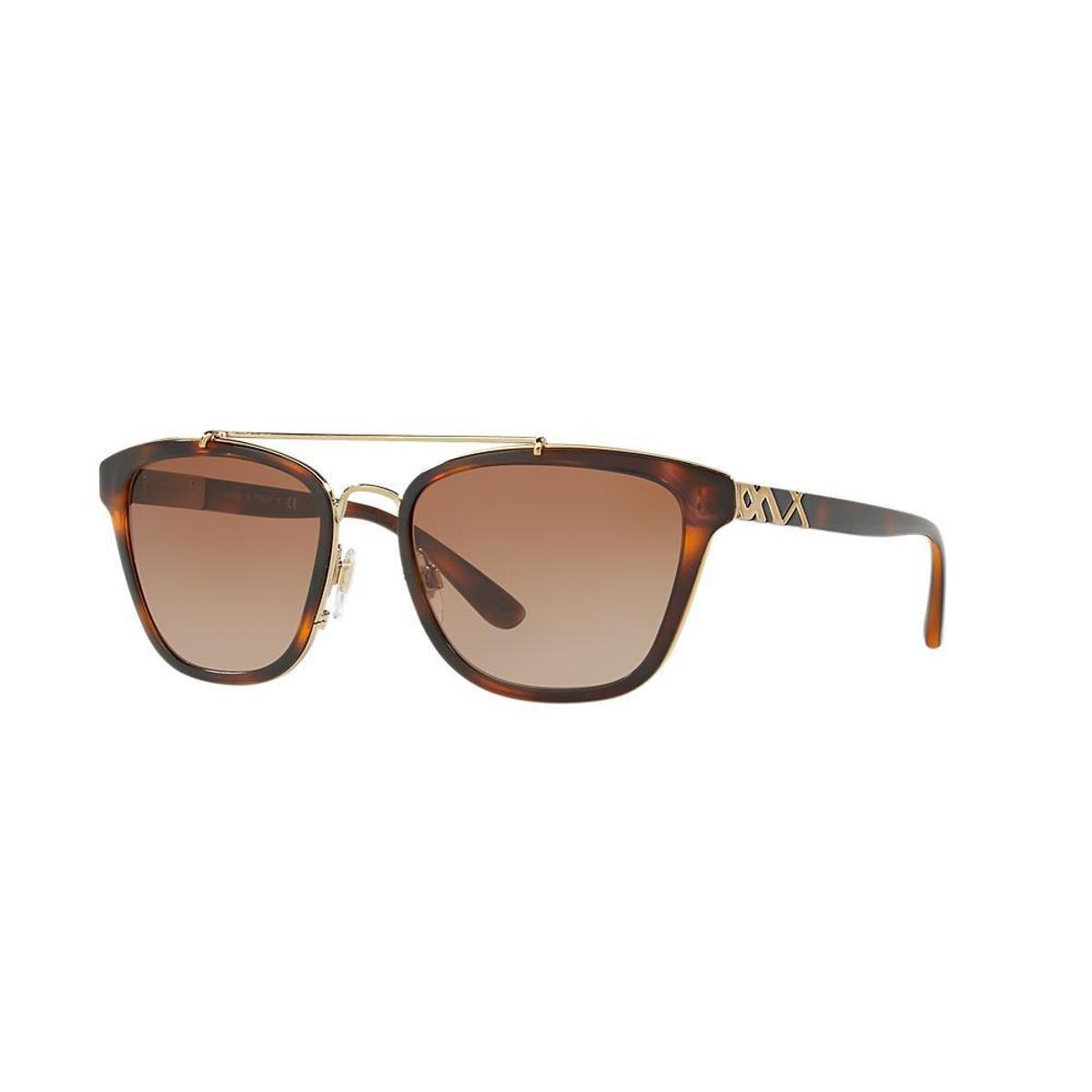 Óculos de Sol Burberry Quadrado BE4240 Feminino - Marrom - Compre ... e42a362135