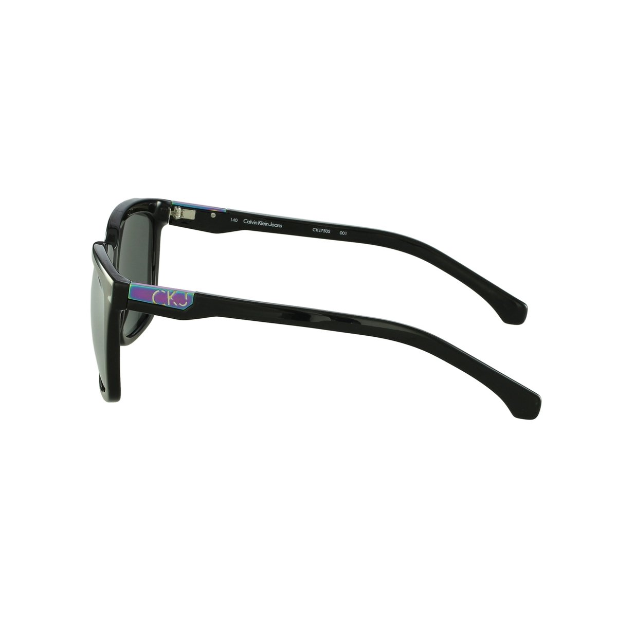 Óculos de Sol Calvin Klein Casual Preto - Compre Agora   Zattini ff872d4101